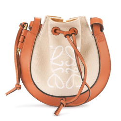 LOEWE Small Horseshoe Anagram bag