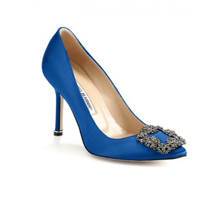Saks Fifth Avenue : Up to $275 Off Manolo Blahnik Shoes