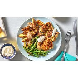 Chicken Schnitzel(3 meals for 2 people per week)
