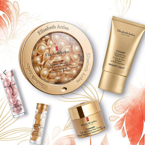 Elizabeth Arden: 20% OFF + 8 Piece Gift On Any Order Over $125