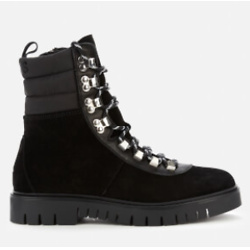 Tommy Jeans Women's Hiking Style Boots
