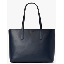 molly large zip-top work tote