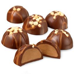 酥饼夹心巧克力