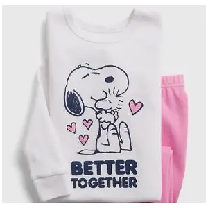 GAP:40% off + extra 10% off discounts on children's clothing