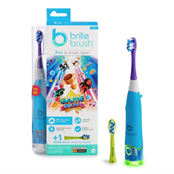 BriteBrush - GameBrush - The Interactive Smart Kids Toothbrush