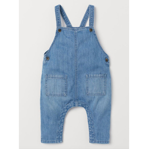 H&M Baby Boy Denim Overalls