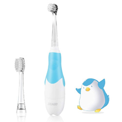 Seago Baby Electric Toothbrush for Toddlers from 0 to 3 Years Old
