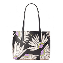 molly falling flower small tote
