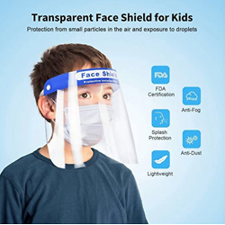 Sable 儿童防护面罩,10个装