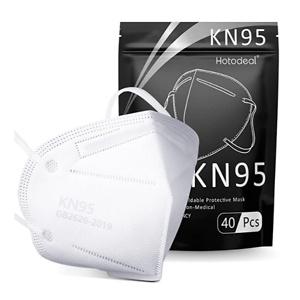 KN95 Face Mask 40 PCs