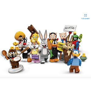 LEGO:Looney Tunes X Minifigures only $4.99