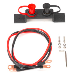 Can-Am X3 Heavy Duty Battery Terminal Relocation Kit