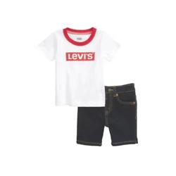 Levi's Stretch Denim Short Set