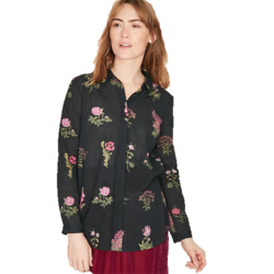 Pendarves Organic Cotton Printed Shirt
