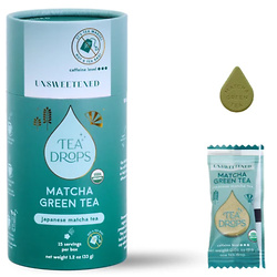 Unsweetened Matcha Green Tea