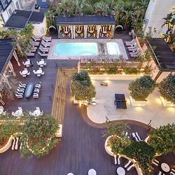 洛杉矶香格里拉圣莫尼卡酒店