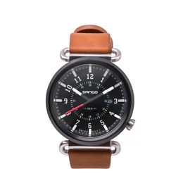 TK-01 - TREK WATCH WITH HORWEEN LEATHER STRAPS