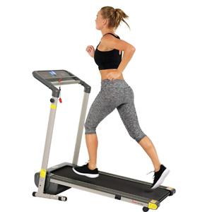 Sunny Health & Fitness家用折叠跑步机
