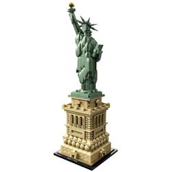 Architecture 建筑系列 21042自自由女神像