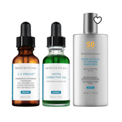 SkinCeuticals Vitamin C and Mineral Sunscreen Kit for Sensitive Skin