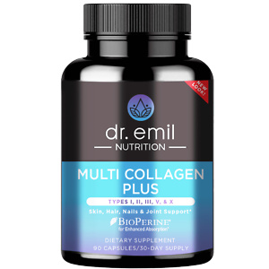 Dr. Emil Nutrition: Get 20% OFF Any Order Sitewide