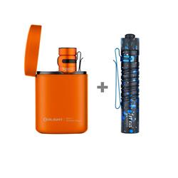 便携式无线充电器+小巧探照灯组合