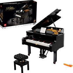 LEGO Ideas Grand Piano 21323 Model Building Kit