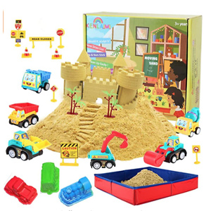 Kenlaimi Play Construction Sand Kit
