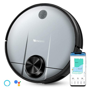 Proscenic M6 PRO Wi-Fi Connected Robot Vacuum Cleaner and Mop