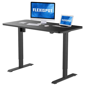 Flexispot Standing Desk 48 x 30 Inches Height Adjustable Desk