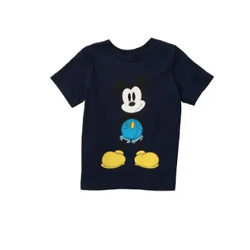 Levi's x Disney Mickey in Jeans T-Shirt