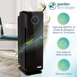 Germ Guardian Air Purifier True HEPA Filter