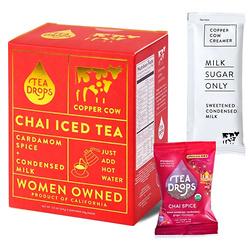 Chai Tea Latte Kit - Hot or Iced