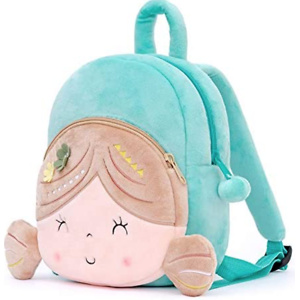Gloveleya Toddler Backpack for Girls Kids Backpack