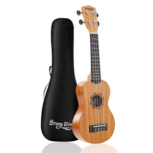 Strong Wind Soprano Ukulele for Beginners
