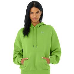 青苹果绿卫衣