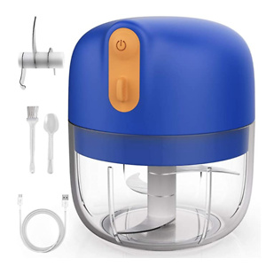 KALUSI Mini Food Processor