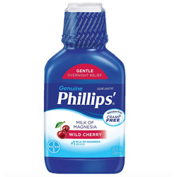 Phillips' Milk of Magnesia Laxative