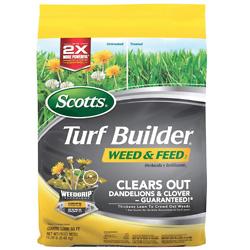 Scotts Turf Builder 除杂草养护二合一 15磅