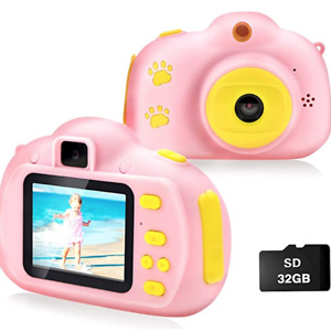 Cocopa Camera for Kids Cameras