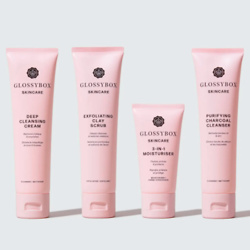 GLOSSYBOX Skincare Blemish Prone Skin Bundle
