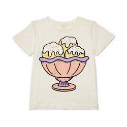 Stella McCartney童装冰淇淋短袖