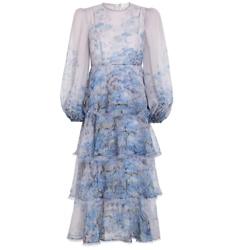 ZIMMERMANN Luminous midi dress Version crop top