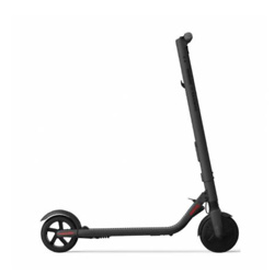 Segway Ninebot ES2 Lightweight and Foldable Electric Kick Scooter (Dark Gray)