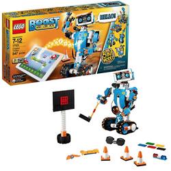 LEGO 乐高 Boost系列首款可编程玩具17101