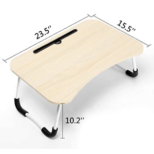 Hossejoy Foldable Laptop Table