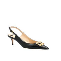 Elisabetta Franchi 时尚尖头高跟鞋