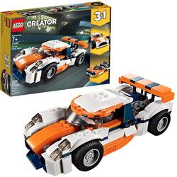 LEGO乐高 Creator 创意百变系列 31089 日落赛车