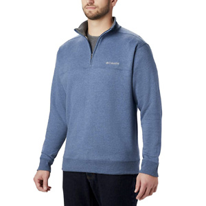 Columbia Men's Hart Mountain II Half Zip Jacket