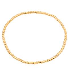 3毫米金珠手链